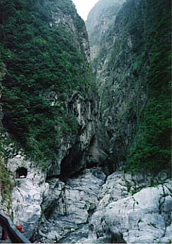 太魯閣峡谷その1