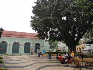 伯多祿五世劇院と聖若瑟修院