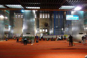 イスティクラル・モスクの2F